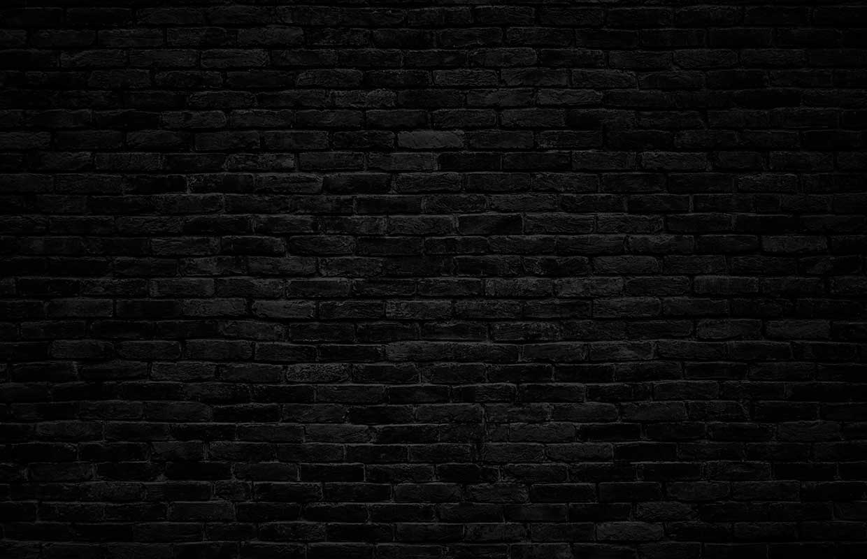 mauer-klinker-schwarz